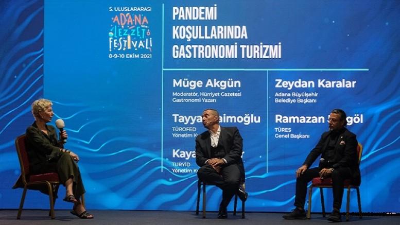5. Uluslararası Adana Lezzet Festivali Başladı