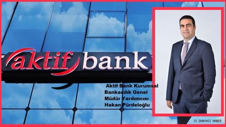 Aktif Bank'ta atama: