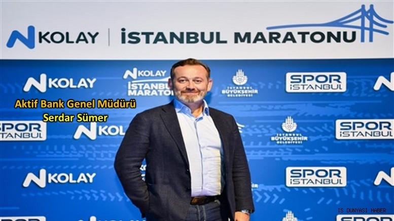 Aktif Bank'tan Türk sporculara N Kolay özel ödülü