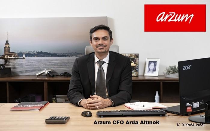 Arzum'a Yeni CFO