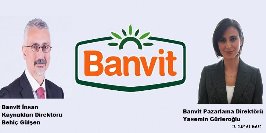 Banvit BRF üst yönetimine iki yeni atama