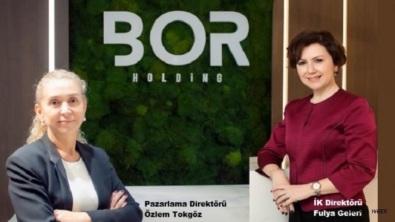 Bor Holding'de üst düzey atamalar
