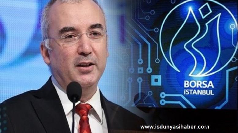 Borsa İstanbul'un yeni Patronu belli oldu