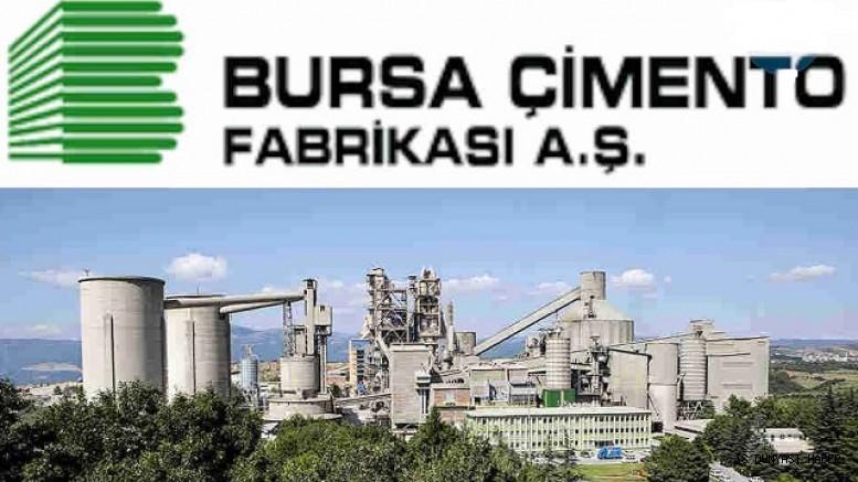 Bursa Çimento'da istifa