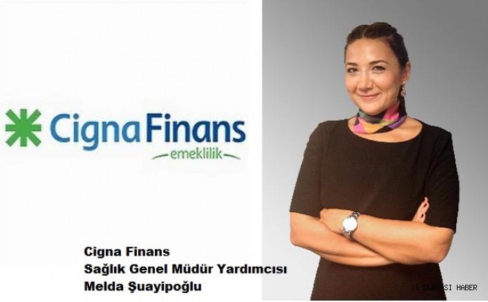 Cigna Finans'ta üst düzey atama