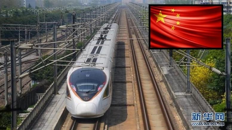 Çin demiryolu ağını 200 bin km'ye, havalimanı sayısını 400'e çıkaracak