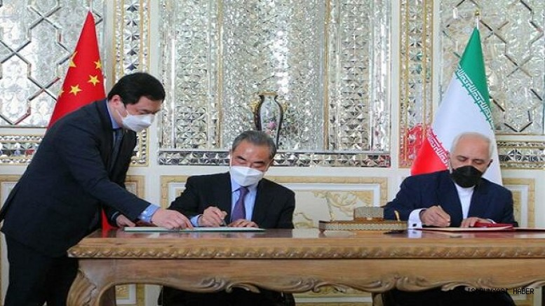 Çin ve İran'dan Tahran'da kritik imza: 25 yıllık yol haritası hazır