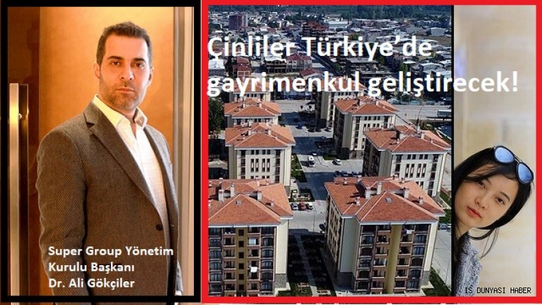 Çinliler İstanbul'u markajına aldı, konut üretmeye geliyor!