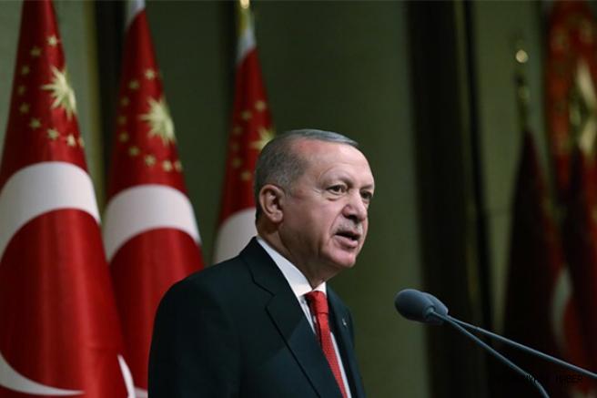 Cumhurbaşkanı Erdoğan, Roketsan'da Uzay Teknolojileri Merkezi açılışına katıldı