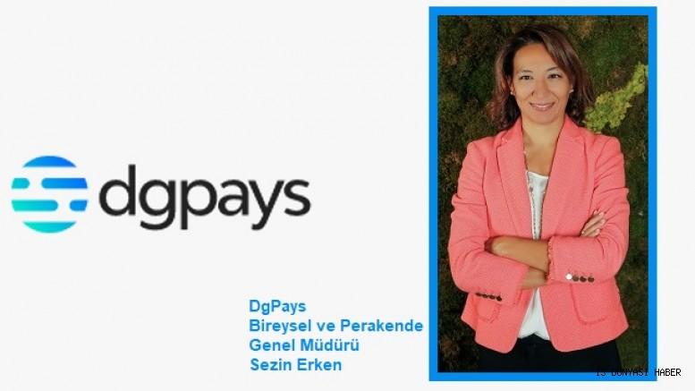 DgPays'in Bireysel ve Perakende Genel Müdürü Sezin Erken Oldu