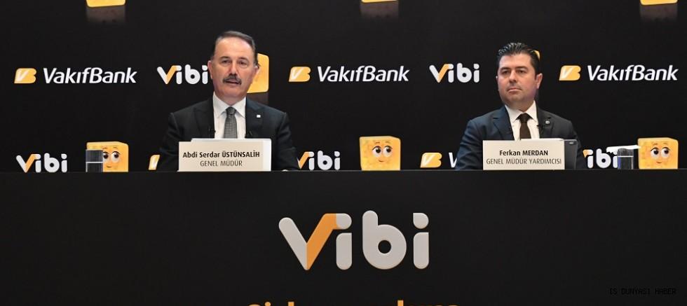 Dijital VakıfBank'ın yeni yıldızı: 'Yapay değil yapan zekâ: ViBi'