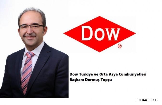 Dow Türkiye ve Orta Asya Cumhuriyetleri Başkanlığı'na Durmuş Topçu atandı