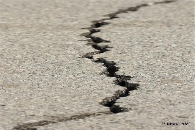 Elazığ'da 5.6 şiddetinde Muğla'da 4.2  deprem.
