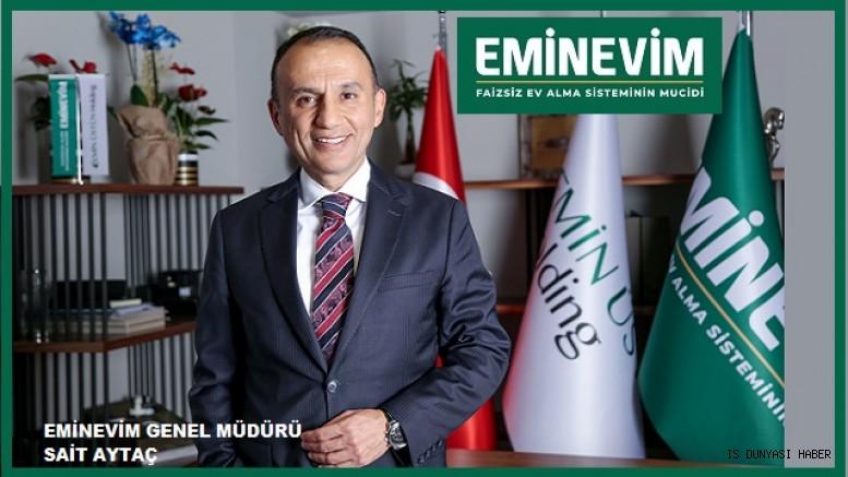 EMİNEVİM'DE ÜST DÜZEY ATAMA