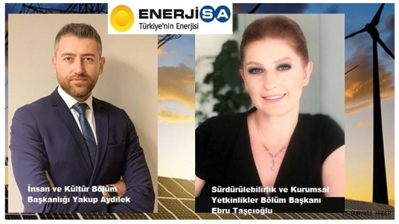 Enerjisa Enerji Liderlik Takımında Üst Düzey Atamalar