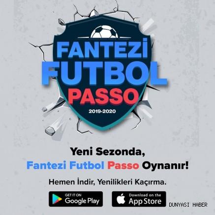 Fantezi Futbol'a Yeni Soluk: Bu Sezon Passo Fantezi Futbol Oynanacak