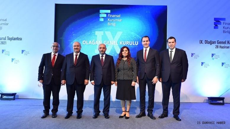 Finansal Kurumlar Birliği'nin 9. Olağan Genel Kurulu Gerçekleşti
