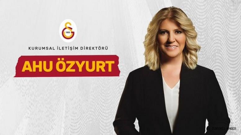 Galatasaray Spor Kulübü Kurumsal İletişim Direktörlüğüne Atama gerçekleşti