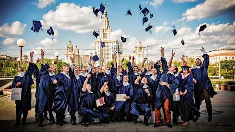 Global Eğitim sistemi değişiyor...Rusya'da 'üniversite aşkı' bitti
