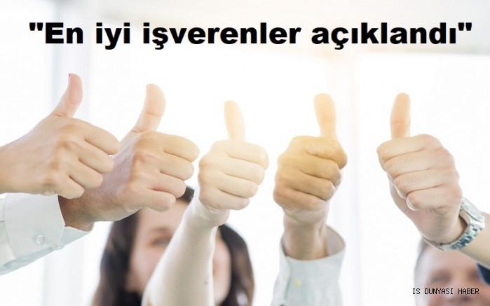 Great Place to Work Türkiye'nin en iyi işverenlerini açıkladı