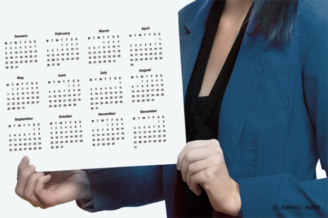 Haftalık piyasa takvimi 4-8 Ocak 2021