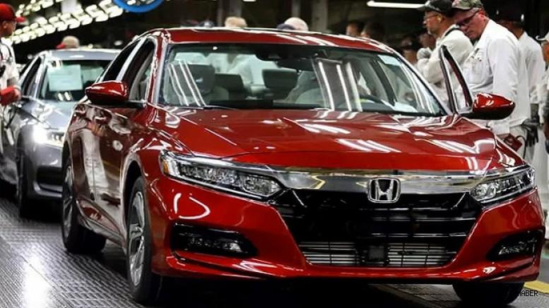 Honda, Japonya'da üretime ara verecek