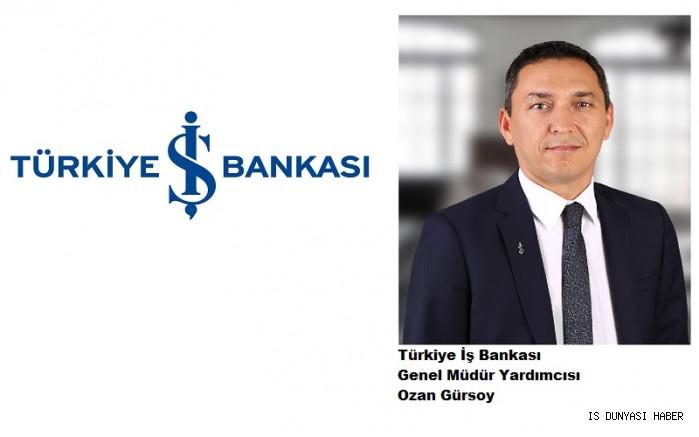 İş Bankası üst yönetimine atama