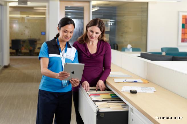 İşletmelerin ofislere güvenle dönmelerine yardımcı olacak