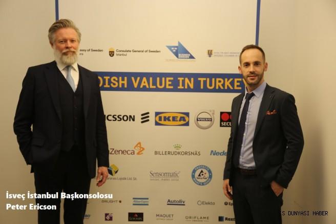 İsveçli şirketlerden Türkiye istihdamına 61 bin kişiden fazla katkı