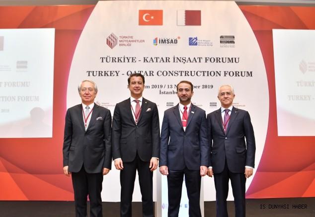 Katar'da 36 milyar dolarlık potansiyel Türk şirketlerini bekliyor