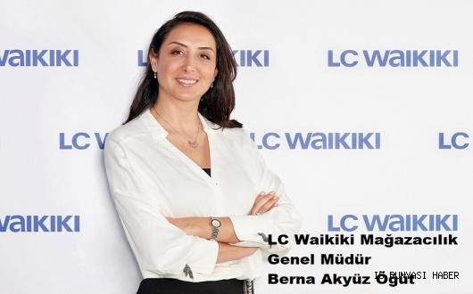 LC Waikiki'de Mağazacılık Genel Müdür Pozisyonuna Berna Akyüz Öğüt Atandı
