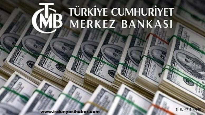 Merkez Bankası rezervleri açıkladı...