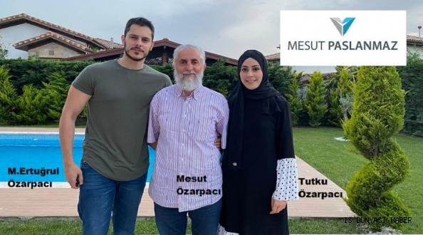 Mesut Paslanmaz üretim ve yatırıma devam ediyor.