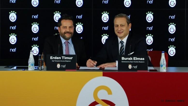 Nef'ten Türk futboluna aslan gibi yatırım