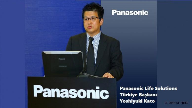 Panasonic Life Solutions Türkiye'de üst düzey atama