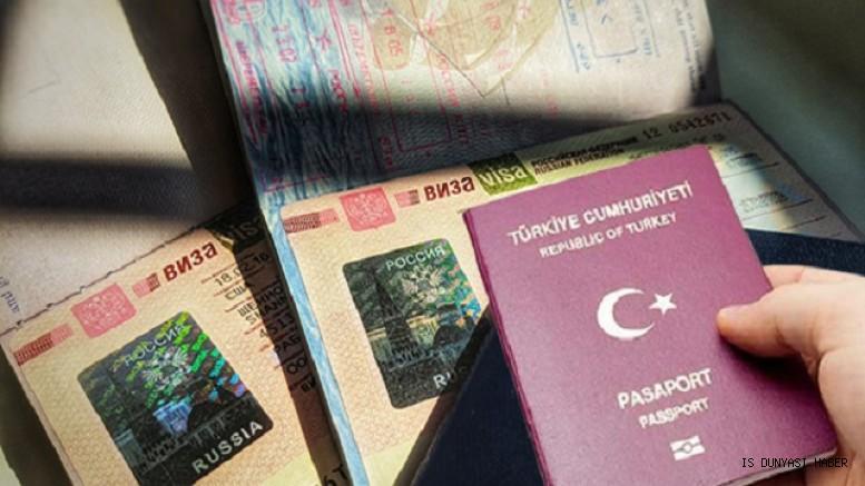 Rusya'dan yeni vize kolaylığı