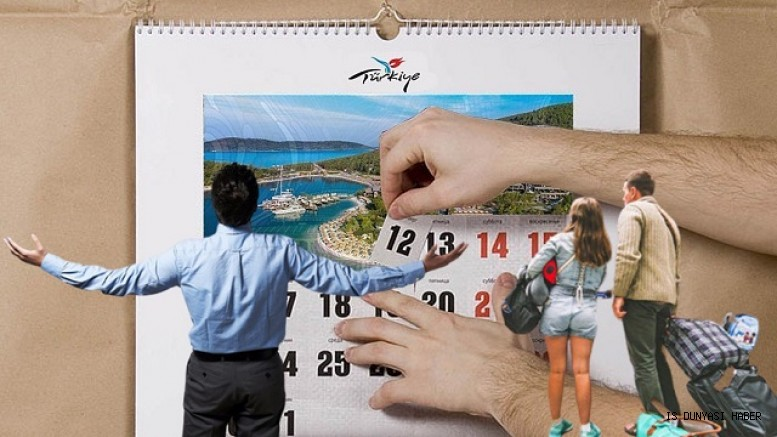 Rusya; Turizmde ya Türkiye ya iflas senaryosu