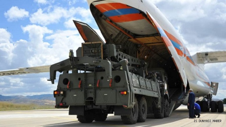 Rusya Türkiye'ye 2'nci parti S-400'leri gönderme hazırlığında