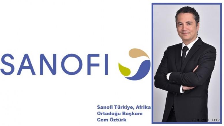 Sanofi'de üst düzey uluslararası atama