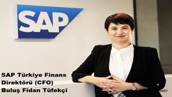 SAP'de yeni atama...