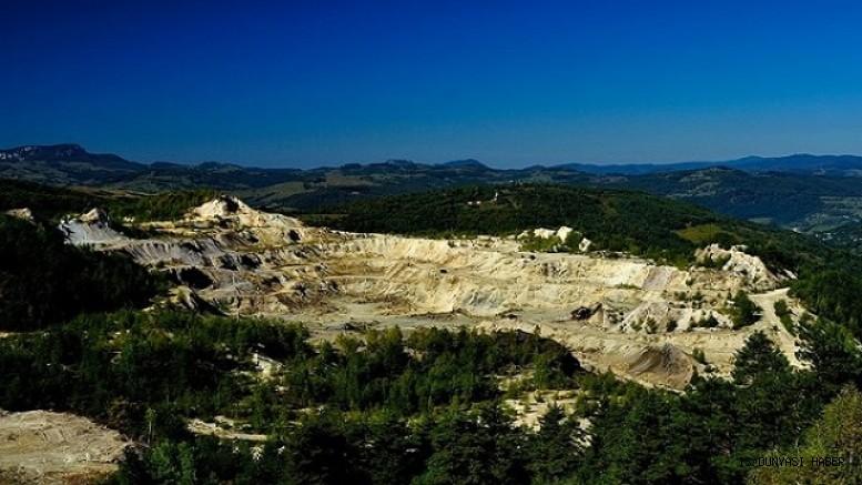 Söğüt altın madeni projesinin ÇED süreci başlatıldı