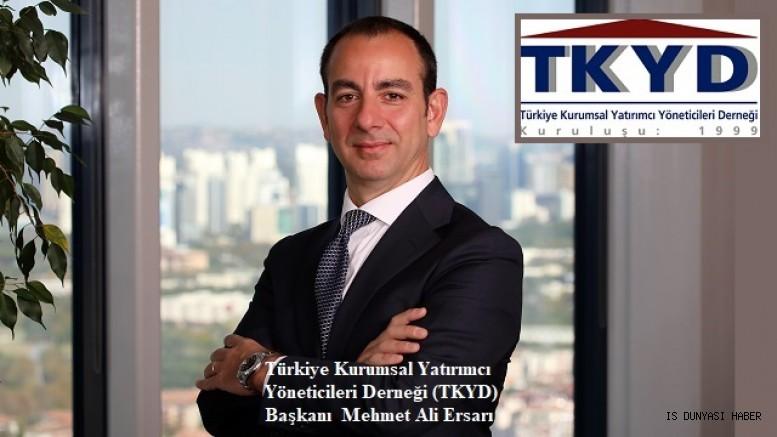 TKYD'nin yeni başkanı Mehmet Ali Ersarı oldu.
