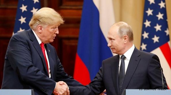 Trump ile Putin Bugün Görüşüyor
