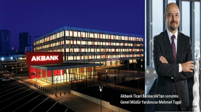 Türkiye'de ticari kredilerde bir ilk: Akbank'tan TLREF Endeksli Ticari Kredi!
