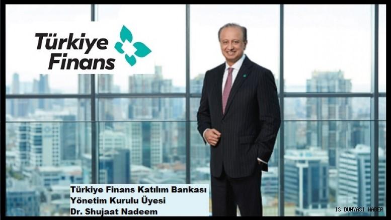 Türkiye Finans Yönetim Kurulu'na Yeni Üye