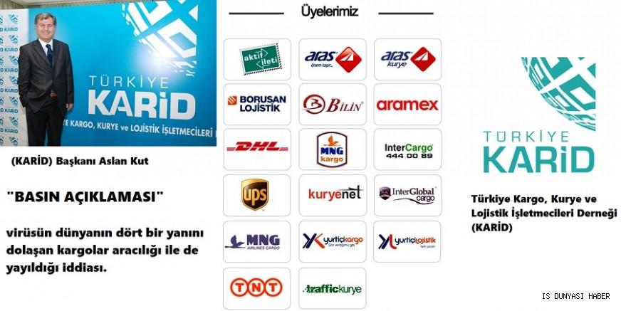 Türkiye Kargo, Kurye ve Lojistik İşletmecileri Derneği