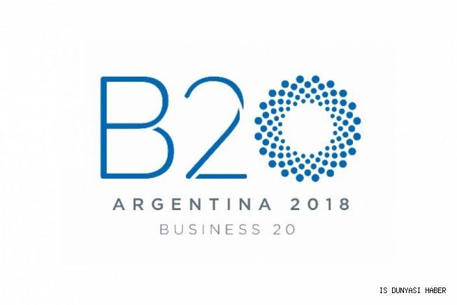 TÜSİAD Buenos Aires B20 Zirvesine katılıyor
