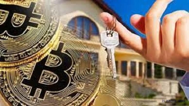 Yabancılar Bitcoinle ev almak istiyor
